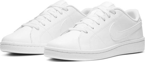 Nike Court Royale heren sneaker - Wit - Maat 42