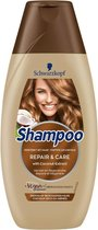 Schwarzkopf Repair & Care Shampoo 6x 250ml - Voordeelverpakking