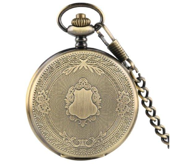 Zakhorloge Evert brons Charme Bijoux
