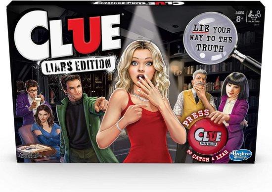 Afbeelding van het spel Cluedo - Liars Edition - Engelse Versie