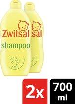Zwitsal Baby Shampoo - 2 x 700 ml - Voordeelverpakking