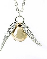 Harry Potter - Golden Snitch necklace - Gouden Snaai ketting