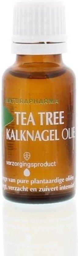 Naturapharma Tea Tree Kalknagel olie NPH