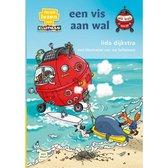 Leren lezen met Kluitman  -   de bol van lif. een vis aan wal