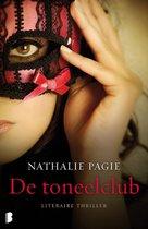 Boek cover De toneelclub - Nathalie Pagie van Nathalie Pagie (Onbekend)