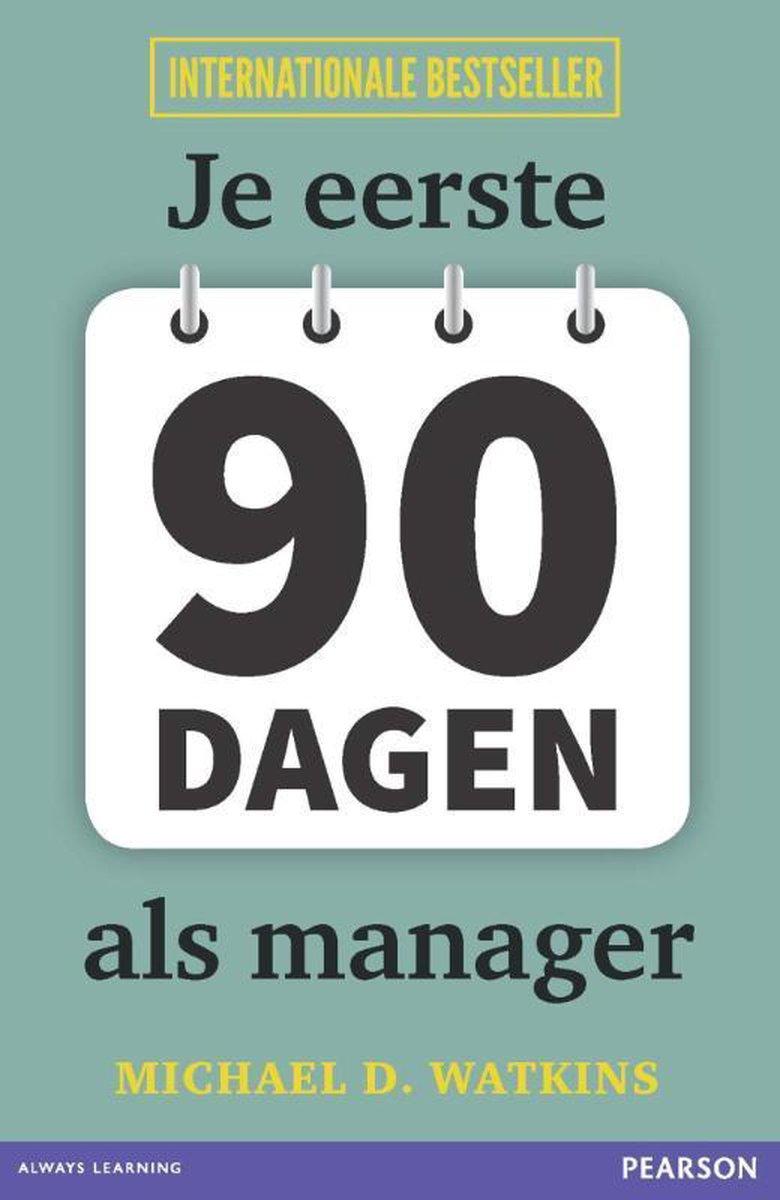 Je eerste 90 dagen als manager