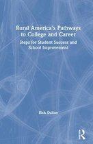 Boek cover Rural Americas Pathways to College and Career van Rick Dalton