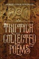 Boek cover Triptych van Janet Frances White