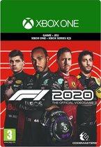 F1 2020 - Xbox One + Xbox Series X/S Download