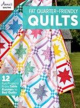 Fat Quarter-Friendly Quilts