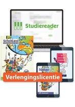 Schokland  -   Verlengingslicentie Studiereader Schokland 12M