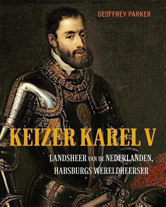 Boek cover Keizer Karel V van Geoffrey Parker (Paperback)