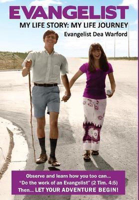 Boek cover Evangelist: My Life Story van Dea Warford (Hardcover)