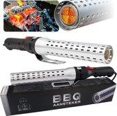 Bbq Meating Bbq aansteker - Looftlighter - BBQ Accessoires - One Minute Lighter - Elektrische Bbq Aansteker - Bbq Starter - Cadeau
