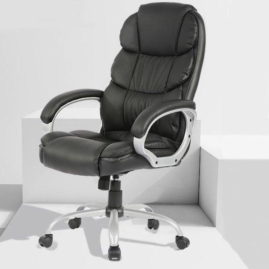 Nancy's Luxe Bureaustoel - Ergonomische Bureaustoelen - Bureaustoelen Voor Volwassenen