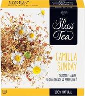 Pickwick Slow Tea Camille Sunday Pak 25 Theezakjes van 3 gram