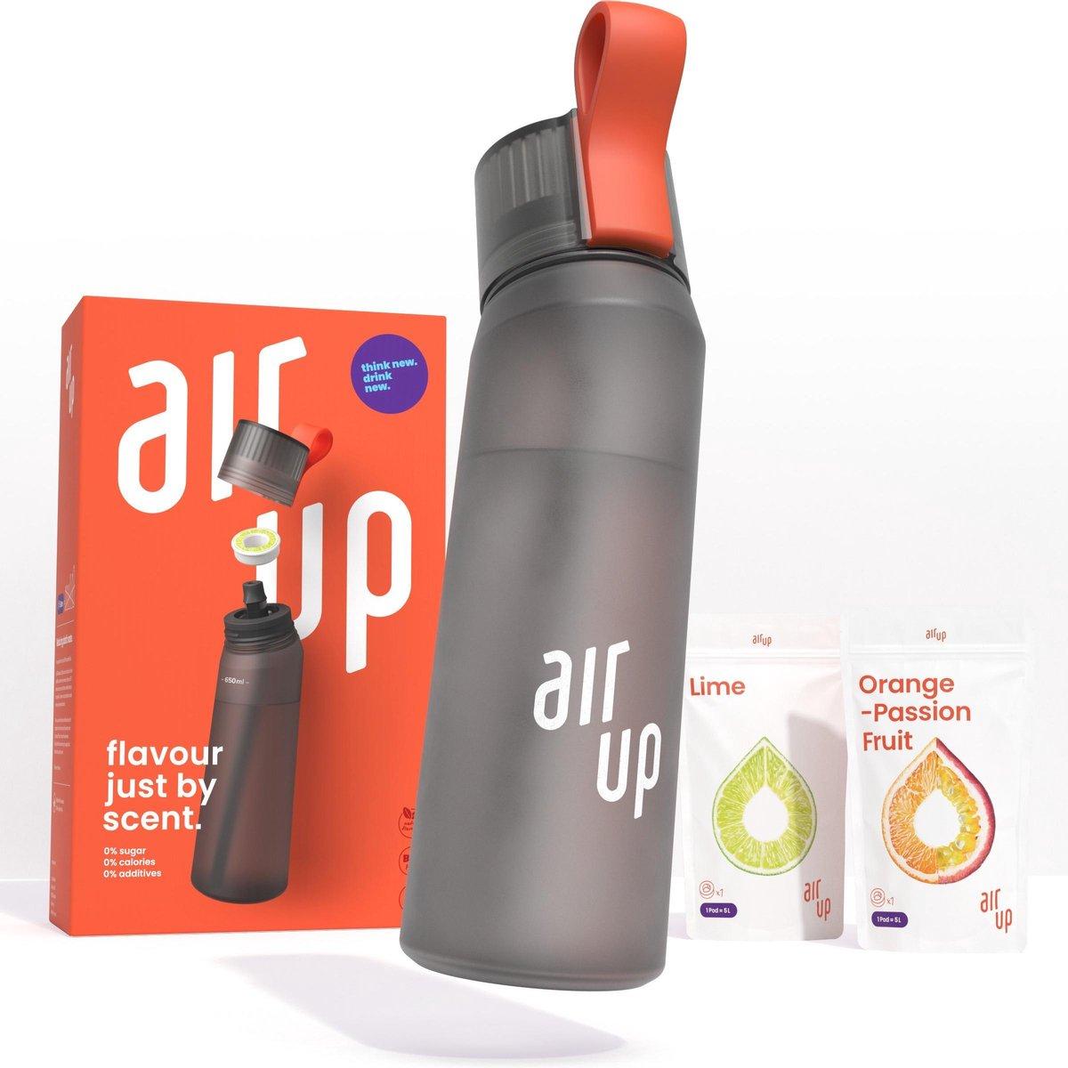Air up  Drinkfles Met 2 pods