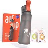 air up® Starter Set 650 ml Antraciet – geur pods L