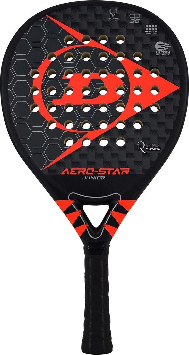 Dunlop AERO-STAR JUNIOR – Padelracket – rood