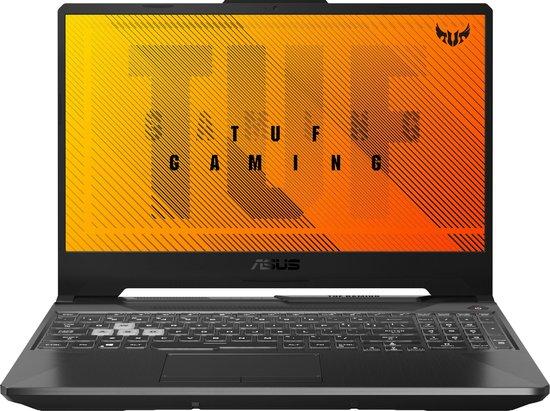 FX506LI-BQ051T - Zwart