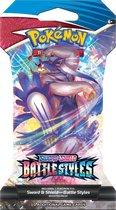 Pokémon Sword & Shield Battle Styles Sleeved Booster - Pokémon Kaarten