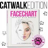 'Catwalk Edition' FACECHART 'The Book' (hardback)