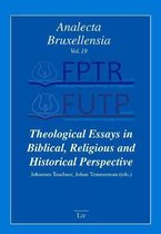 Boek cover Theological Essays in Biblical, Religious and Historical Perspective van