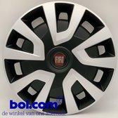 Zwarte Wieldoppen 15 inch Fiat wieldoppen Fiat 15 inch zwart - Zwarte Wieldoppen 15 inch Fiat Ducato wieldoppen Fiat Ducato 15 inch zwart - FIA49515 - Alternatief voor FIA86015R – 0835269 – FIA76015R - 13740860802 -1374086080 – 71807359 - 1358879080