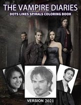 The Vampire Diaries dots lines and spirals