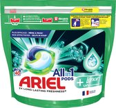 Ariel All-in-1 Pods + Unstoppables Wasmiddel - 40 Wasbeurten - Wasmiddel Pods