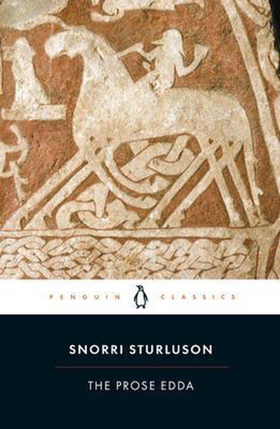 Boek cover The Prose Edda van Snorri Sturluson (Paperback)