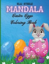Mandala Easter Eggs Coloring Book