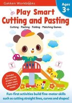 Play Smart Cutting and Pasting Age 3+: Ages 3-5 Practice Scissor Skills for Preschool, Strengthen Fine-Motor Skills