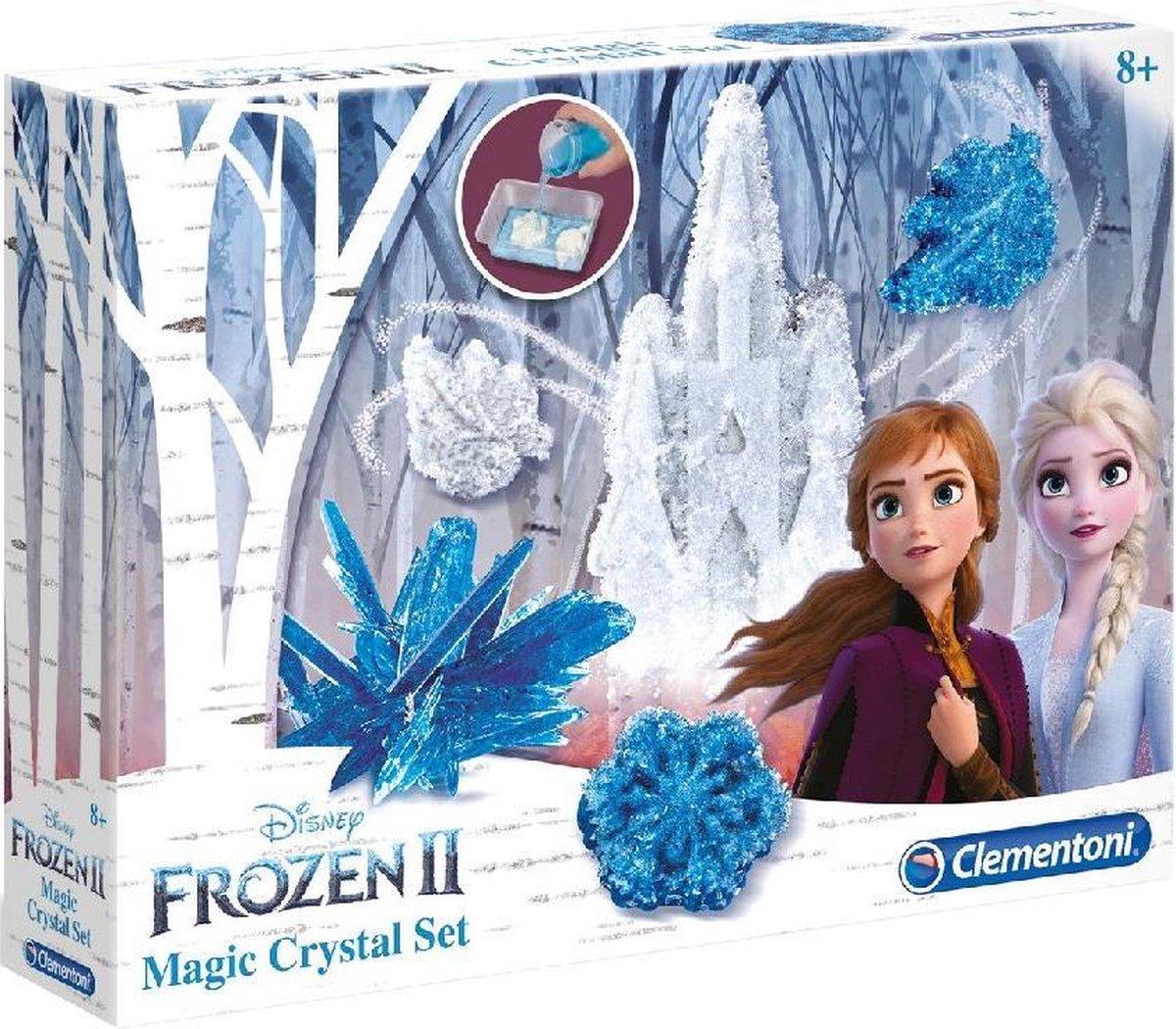 Clementoni Frozen 2 Magic Crystal Set