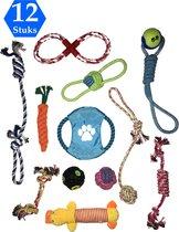 SOdeal Honden Speelgoed Set - Honden Speeltjes - Knuffel - Speelgoed -...