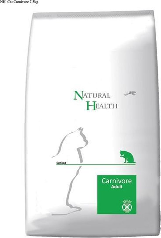 Natural Health Droogvoer Kattenvoeding