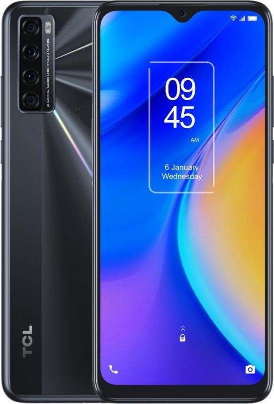 TCL 20 SE –  64GB – Zwart