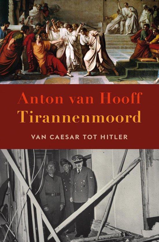 Boek cover Tirannenmoord van Anton van Hooff (Onbekend)