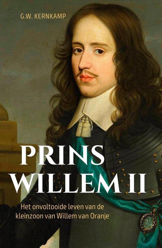 Boek cover Prins Willem II van G.W. Kernkamp (Onbekend)