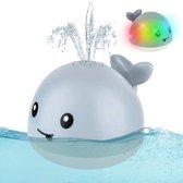 CJX Retail - Willy de walvis - baby speelgoed 0 jaar - badspeelgoed - baby speelgoed