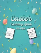 Easter Coloring Book for Kids: Activity Book and Easter Basket Stuffing for Children 4-7 Years Old (Children's Activity Book)