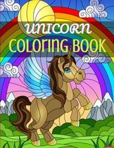 Unicorn Coloring Book: 60 Coloring Pages Unicorn Coloring Book for Kids