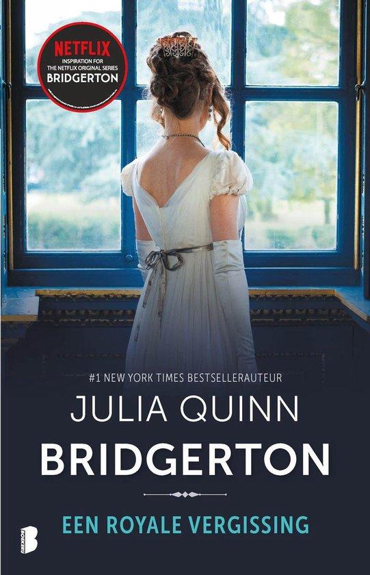 Boek cover Bridgerton 6 - Een royale vergissing van Julia Quinn (Onbekend)