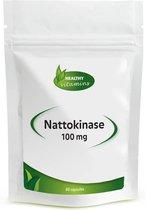 Nattokinase - 60 capsules - Vitaminesperpost.nl