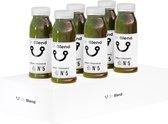 Dr. Blend - Green Freshness Nº5 - Appel Spinazie Selderij - Verse Groente & Fruit Sapjes - 6x250ml