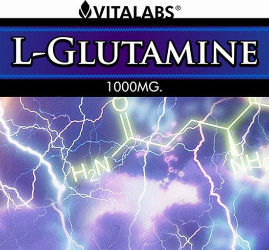 VitaTabs L-Glutamine - 1000 mg - 100 tabletten - Voedingssupplementen