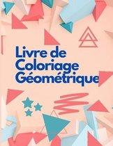 Livre de Coloriage Géométrique