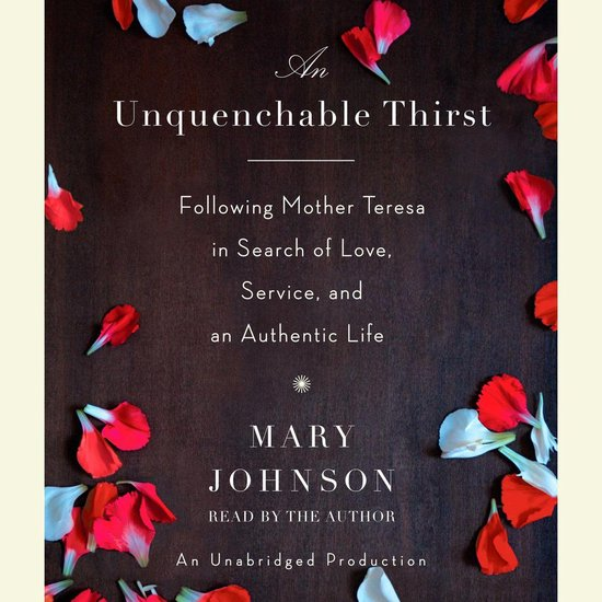 Boek cover An Unquenchable Thirst van Mary Johnson (Onbekend)