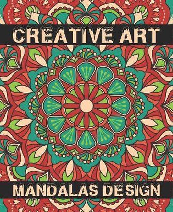 Creative Art Mandalas Design