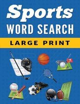 Word Search Puzzle Book Sports & Games Edition